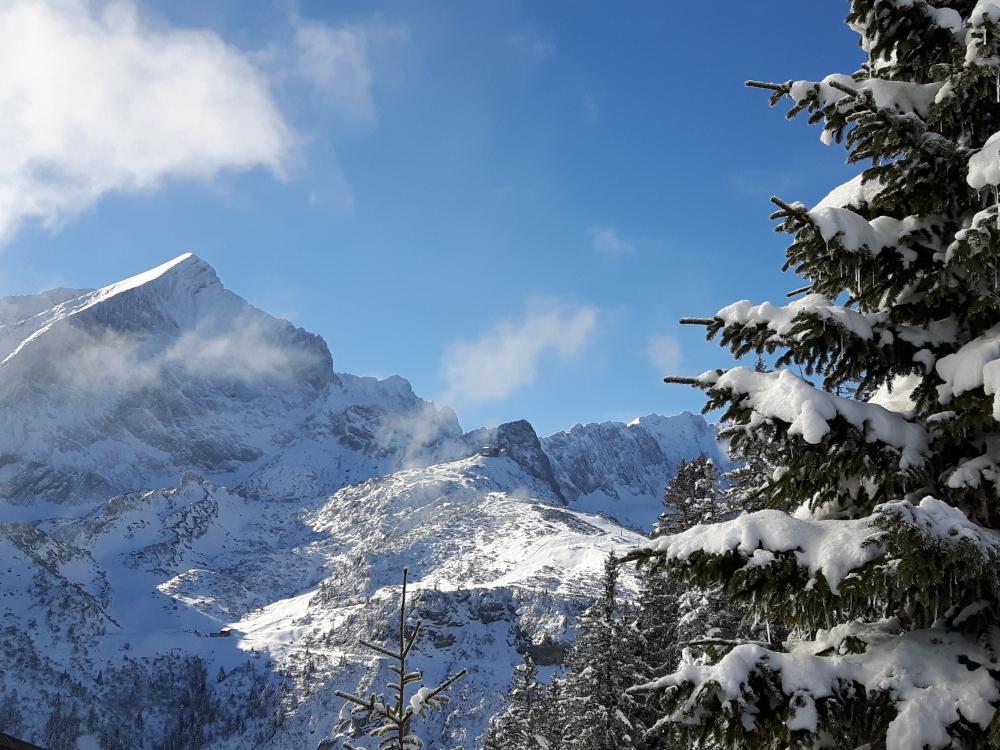 Alpspitze Winter