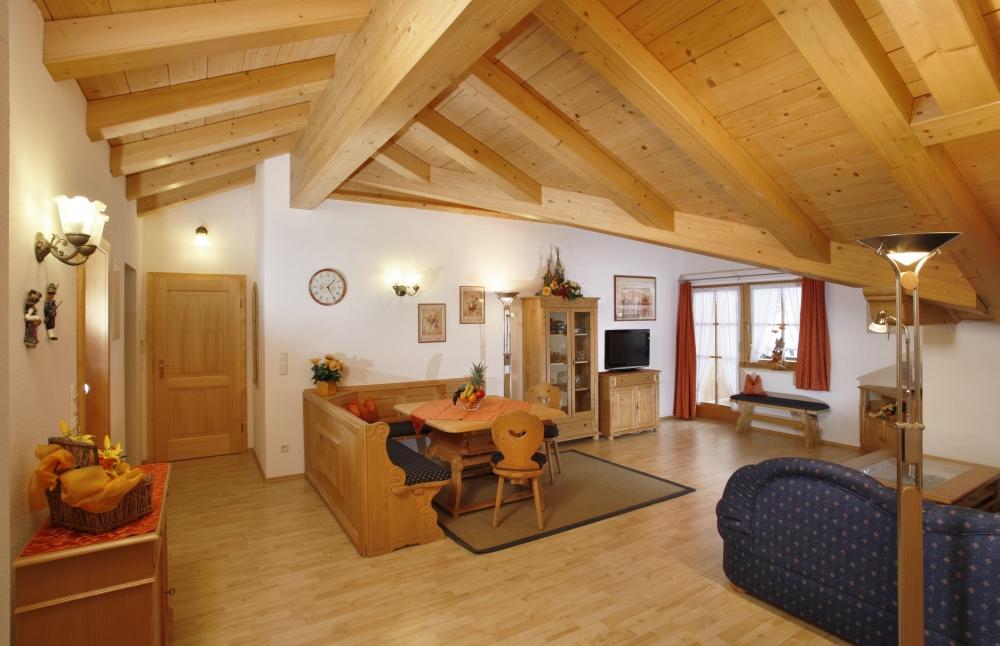 DG Zugspitz Wohnzimmer 1