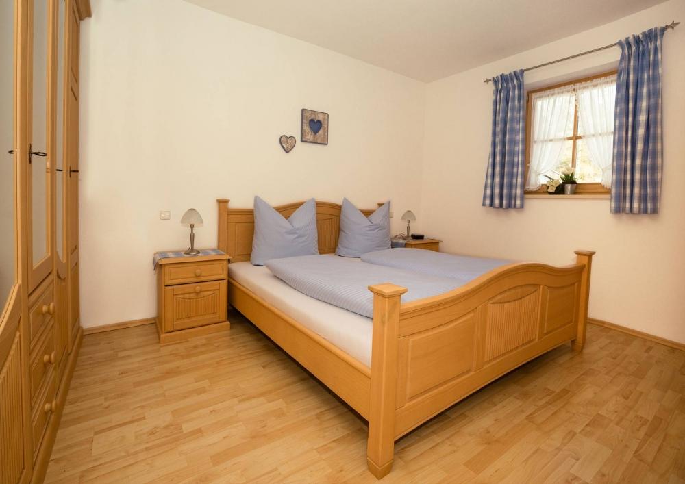1OG Dreitorspitz - Schlafzimmer 1