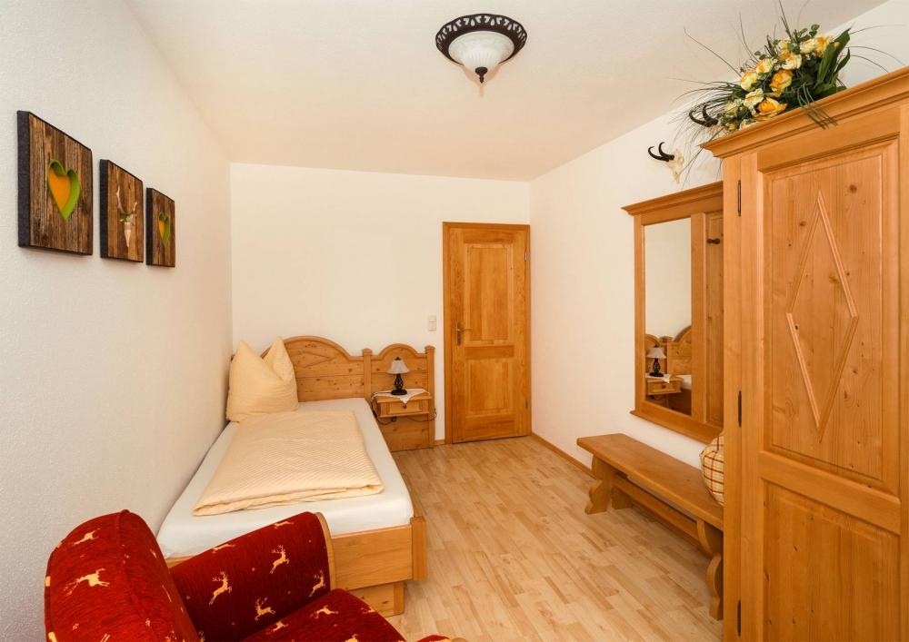 1OG Dreitorspitz - Schlafzimmer 2