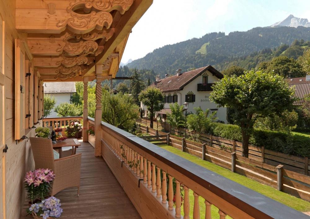 1OG Zugspitz - Balkon 1