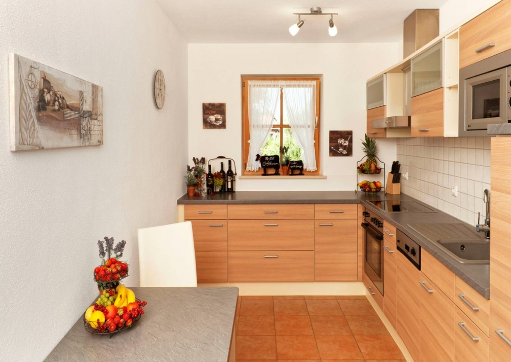 1OG Zugspitz - Küche
